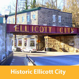Downtown Ellicott City