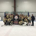 14 U (D2) Navy Youth Hockey's Bantam Blue Team