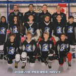Howard Huskies U12 Navy