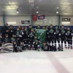 Silver Stick bantam B champions Arrows Hockey