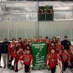 Bantam A Silver Stick Champions Metro Maple Leafs